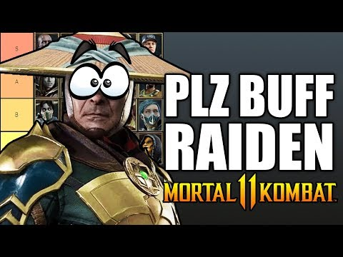 Mortal Kombat 11 - How Terrible is Raiden??