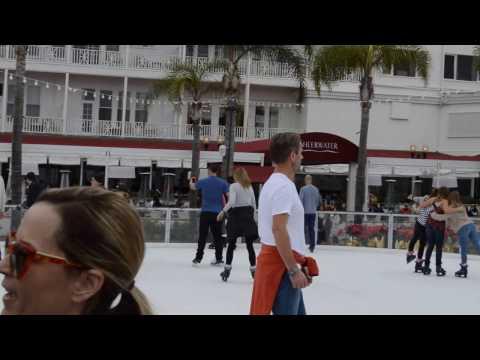 Coronado - San Diego County, CA #1 - Skating by the Sea