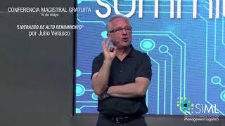 SIML 2018 -  Julio Velasco - Liderazgo de alto rendimiento - Conferencia Magistral Gratuita