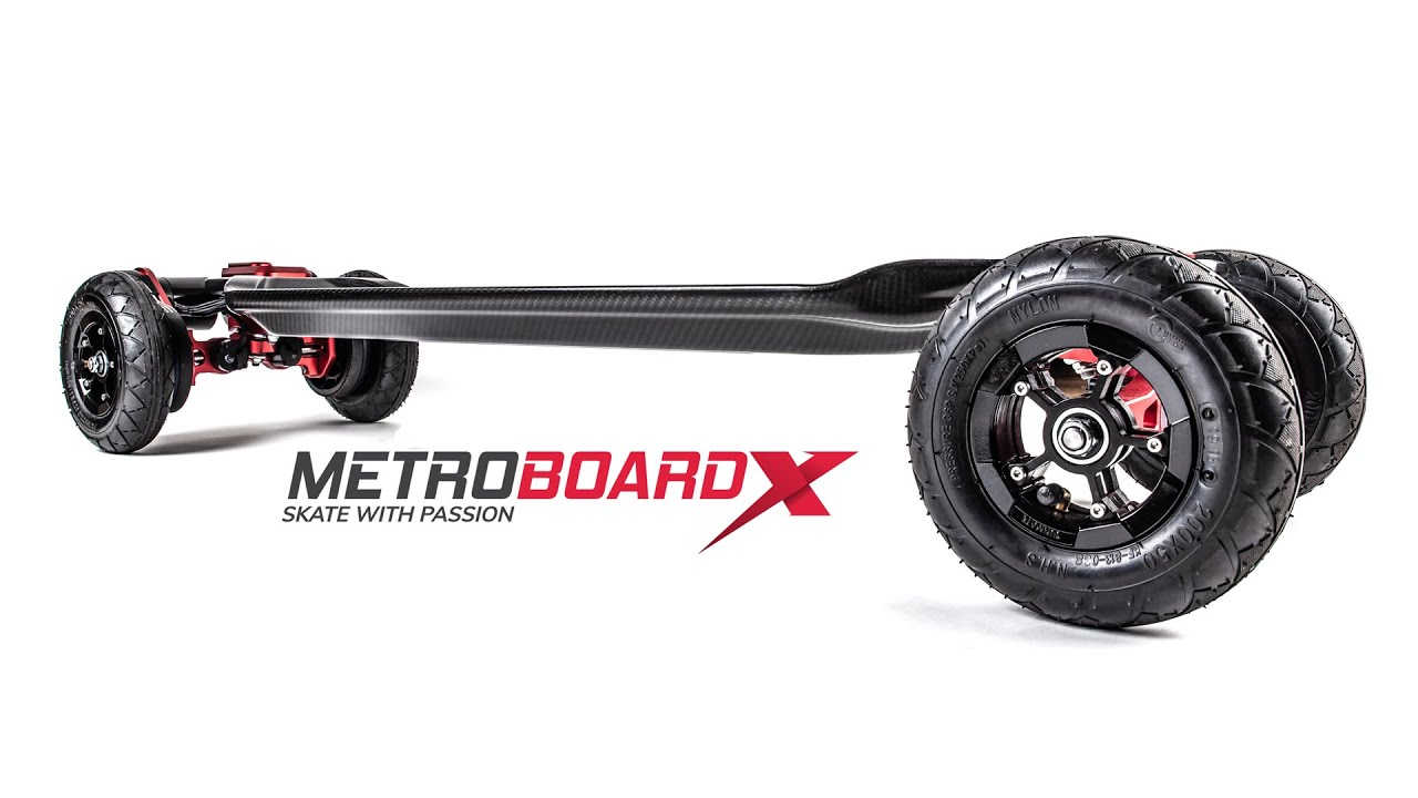 Cheap Electric Skateboard >> All Terrain Street Electric Skateboard Metroboardx