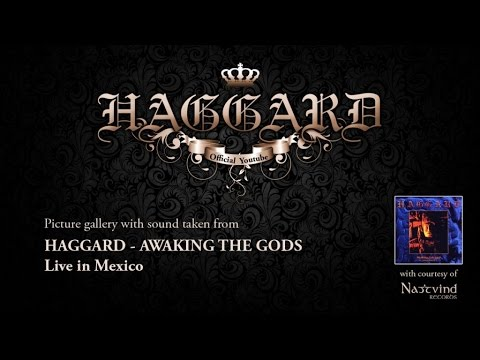 Haggard Photo Gallery with Sound from Awaking the Gods - Live in Mexico Full