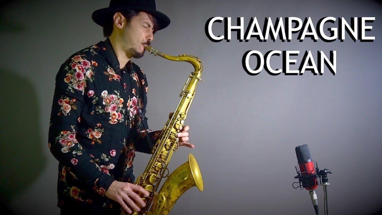EHRLING/Coldplay - Ocean champagne (Mashup) Tropical House Sax