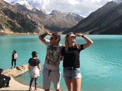 Вояж в Казахстан ! Город Алма-Аты ! Впечатление от поездки !