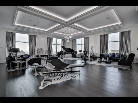 Trump Private Residencese Toronto - Penthouse 5501 - 3D VR Listing