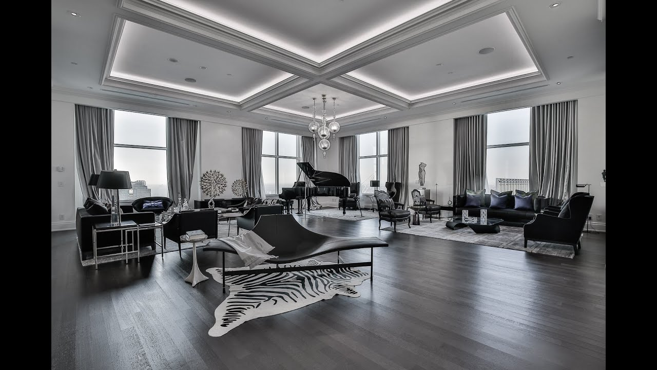 Trump Private Residencese Toronto Penthouse 5501 3d Vr