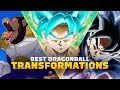 Dragon Ball Transformations And Power-Ups You Need To Know