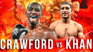 Terence Crawford vs. Amir Khan predictions from the Mayweather Boxing Club