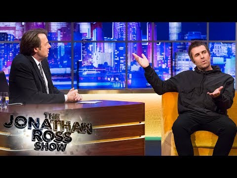 Liam Gallagher Calls Noel 'A Great Songwriter' | The Jonathan Ross Show