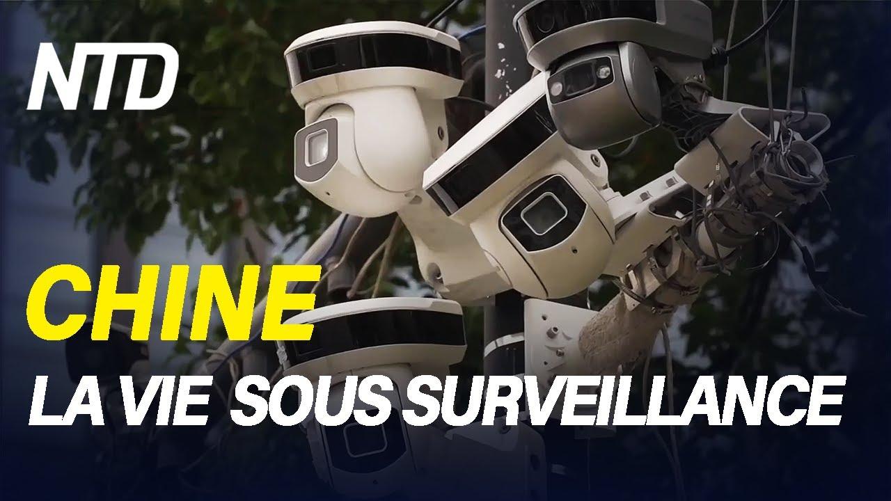 Chine: la vie sous surveillance; Phoenix TV contourne les lois pour promouvoir la propagande