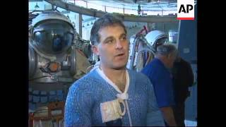 RUSSIA: SIMULATED REPAIRS ON MIR SPACE STATION CARRIED OUT UPDATE