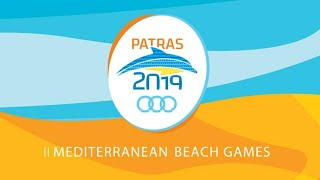 Opening Ceremony - II Mediterranean Beach Games