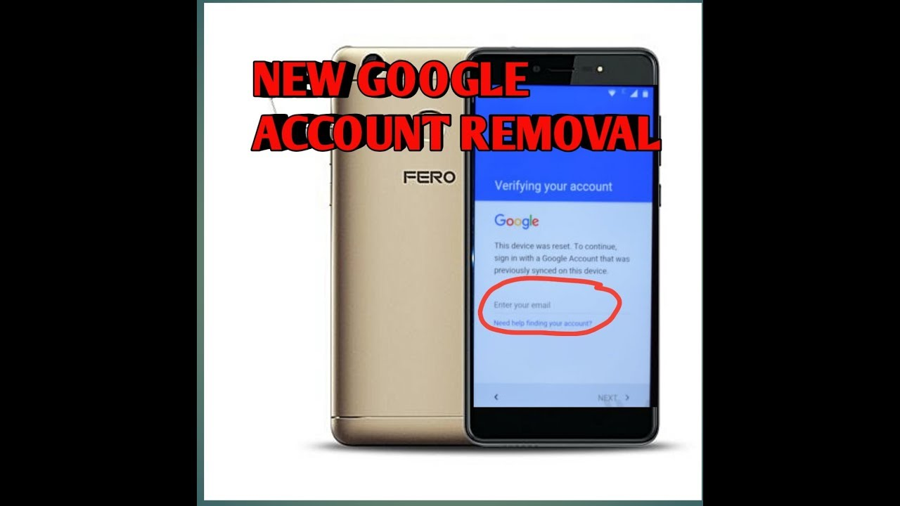 FERO ROYALE Y2/ALL ANDROID PHONE NEW FRP REMOVAL METHOD 100%SURE(6 0,7 0  AND 7 1,8 0)