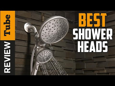 ✅Shower Head: Best Rainfall Shower Heads 2019 (Buying Guide)