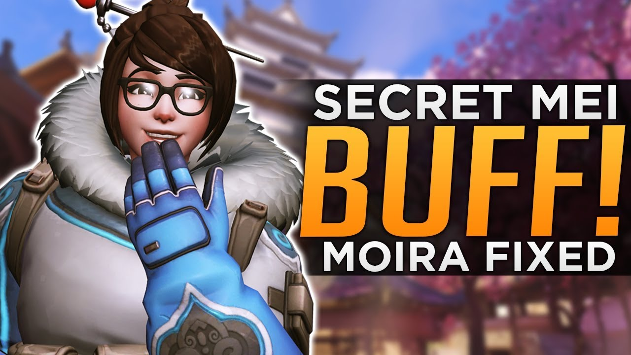 overwatch mei patch history