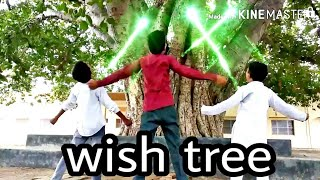 《WISH TREE 》BY AMAZING 4