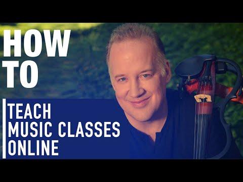Music Teachers - How To Really Teach Online