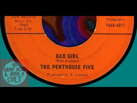 THE PENTHOUSE FIVE - BAD GIRL