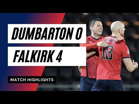Dumbarton Falkirk Goals And Highlights