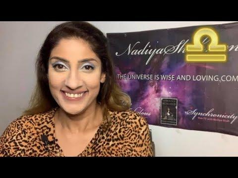 ♎ Libra July 2019 Astrology Horoscope by Nadiya Shah - YouTube