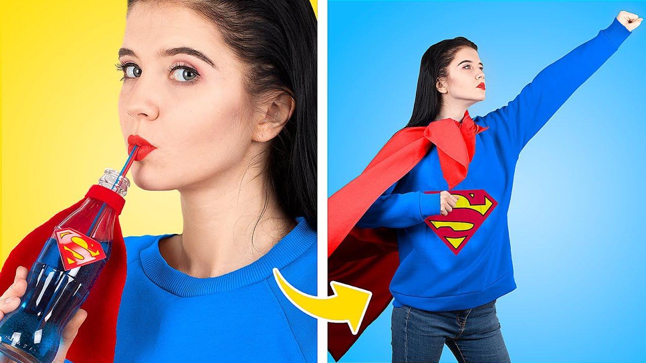 Еда для супергероев – 8 идей