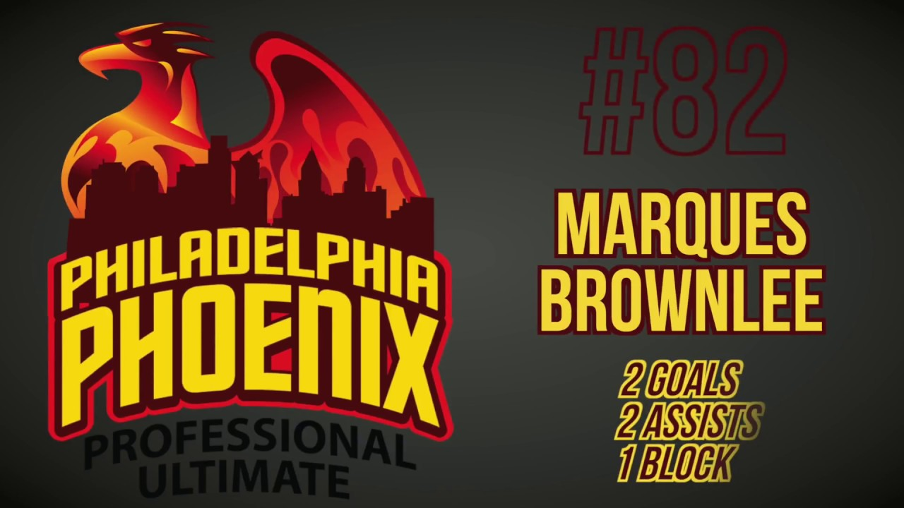 philadelphia phoenix player feature marques brownlee youtube