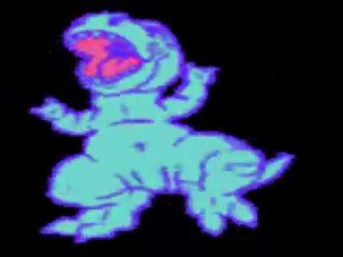 Open the door get on the floor everybody walk the dinosaur/song