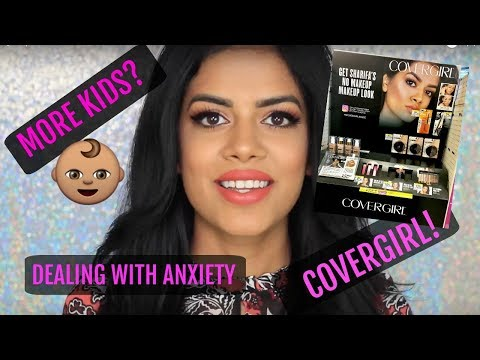 Q&A | NO MORE KIDS? COVERGIRL & MORE!