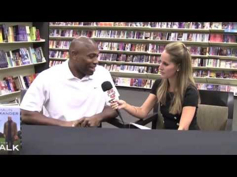 Shaun Alexander ESPNU Interview