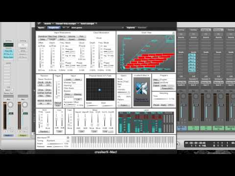 Granular Synthesis Part 1 - Grain Length and Pitch