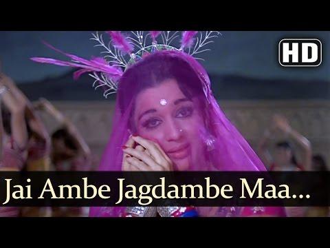 Jai Ambe Jagdambe Maa Chale Chale Re -...