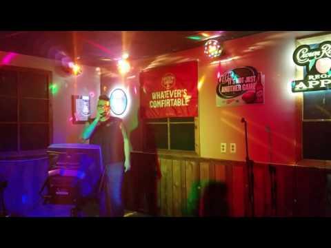 Hallelujah - karaoke -- Jen Anspaugh