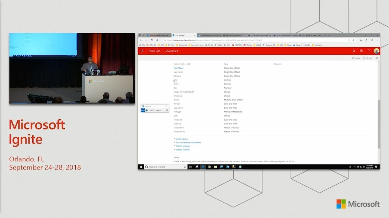 PowerApps: Building PowerApps from scratch? Use Patch! - BRK2400