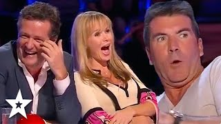 MOST AMAZING & SHOCKING Auditions on Classic BGT | Got Talent Global
