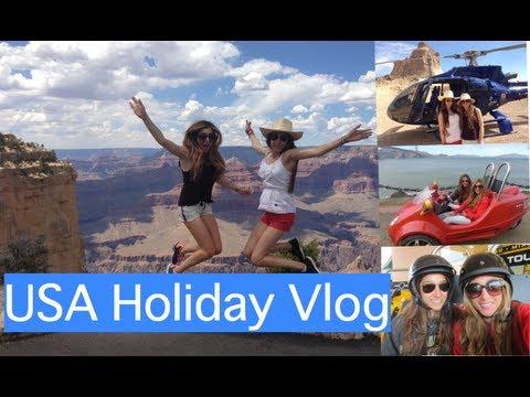 USA Holiday Vlog!