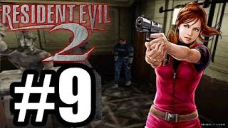 Resident Evil 2 Claire B #9 - Groce Children!