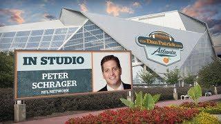 NFL Network's Peter Schrager Talks Goodell, Rams vs Patriots & More w/Dan Patrick | Full Interview