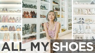 My Shoe Collection | Camille Co