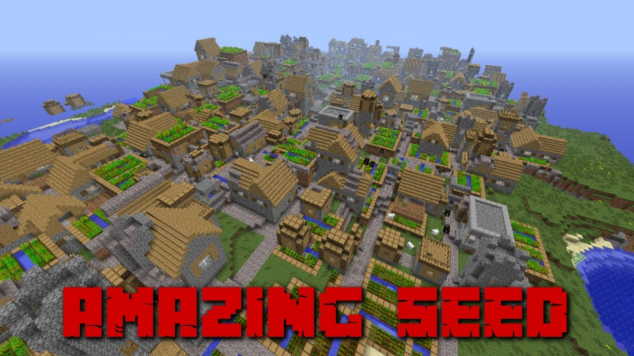 Latest Minecraft Xbox One Seeds - Minecraft Seeds