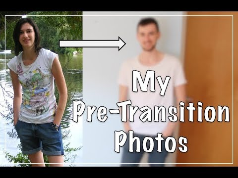 Trans Guy: Recreating My Pre-Transition Photos