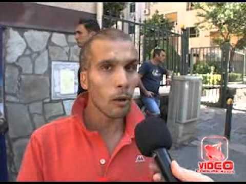 Napoli - Viaggi e truffe: folla inferocita in agenzia del Vomero (11.08.12)