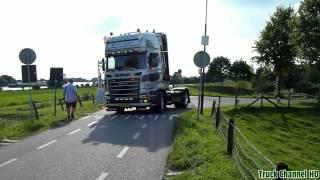 Van Triest Scania R620 & T500 V8 - Intocht Nog Harder Lopik