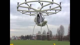 The Amazing Biggest Drone in the World