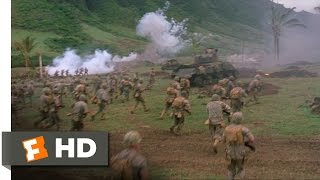 Windtalkers (5/10) Movie CLIP - Saipan, June '44 (2002) HD