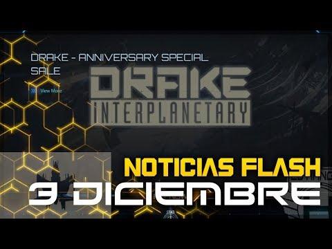 Noticias Flash - 3 Diciembre - El Hangar -