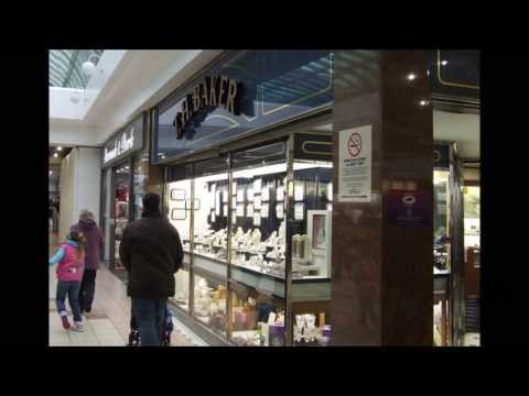 Quick Tour Of T H Baker Jewellery Stores UK