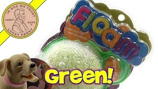 LPS-Dave & Butch Learn About Nickelodeon Glimmer Green Floam!