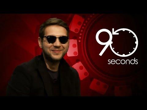 90 SECONDS w/ Robert Bilbilov