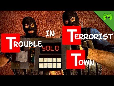 TTT # 197 - Jucken im Abzug «» Let's Play Trouble in Terrorist Town Garry's Mod | Full HD