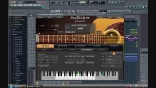 Allah maaf kare- Instrumental fruity loops cover