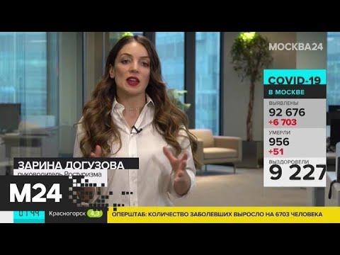 Когда заработают российские курорты - Москва 24